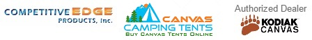 Canvas Camping Tents .com