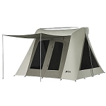 Super Deluxe Kodiak Canvas Tent VX Series 10x10 + Tarp (6011vx & 0510)