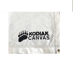 10x14 Kodiak Canvas Tarp and Floor Liner 1574