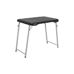 Lifetime 80668 Black Stacking Personal Folding Table 35.5 x 20