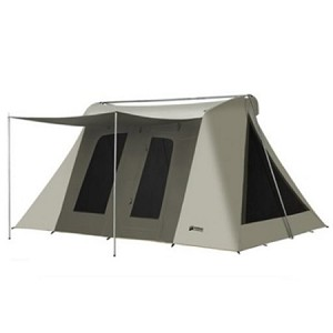 Super Deluxe Kodiak Canvas Tent 6041VX 10x14 (with tarp 6043)