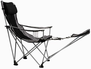 Bubba Camp Chair with Footrest
